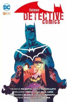 batman: detective comics - heroes sangrientos-francis manapul-brian buccellato-9788416998203