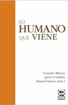 Ojpa.es Lo Humano Que Viene Image