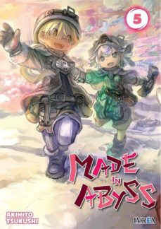 Chapultepecuno.mx Made In Abyss Nº 5 Image