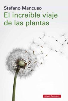 el increíble viaje de las plantas (ebook)-stefano mancuso-9788417747503