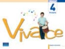 Geekmag.es Vivace 4: Cuaderno De Actividades (4º Educacion Primaria, Musica, Pack Catalan) Image