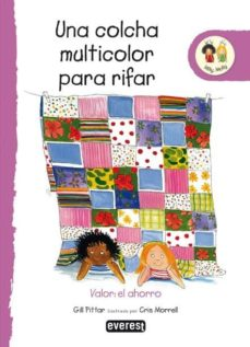 Noticiastoday.es Una Colcha Multicolor Para Rifar. Image