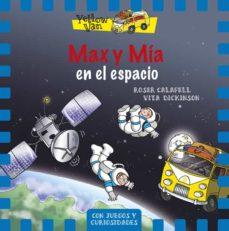 Inmaswan.es Max Y Mia En El Espacio (The Yellow Van 4) Image