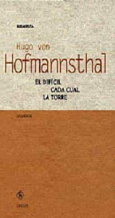 Valentifaineros20015.es El Dificil ; Cada Cual ; La Torre Image
