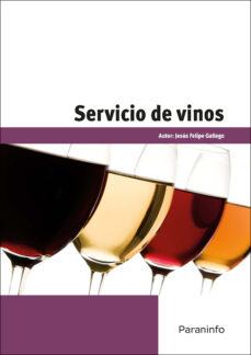 servicio de vinos-jesus felipe gallego-9788428332903