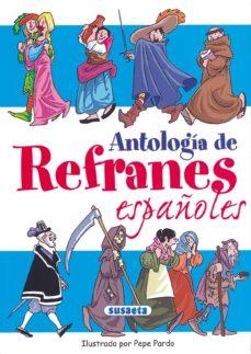 Descargar ANTOLOGIA DE REFRANES ESPAÃ'OLES gratis pdf - leer online