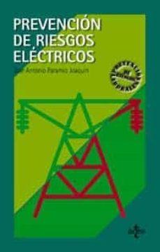 Descargar PREVENCION DE RIESGOS ELECTRICOS gratis pdf - leer online