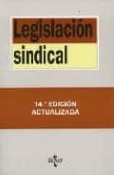 Followusmedia.es Legislacion Sindical (14ª Ed. 2005) Image