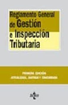 Inmaswan.es Reglamento General De Gestion E Inspeccion Tributaria Image