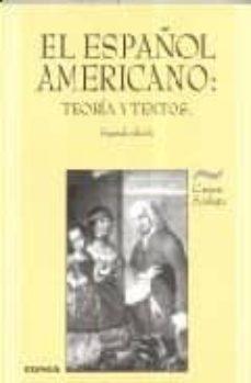 el español americano-carmen saralegui-9788431314903