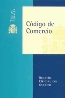 Permacultivo.es Codigo De Comercio Y Legislacion Complementaria (22ª Ed.) Image