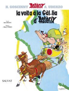 la volta a la gal-lia d asterix-rene goscinny-albert uderzo-9788434567603