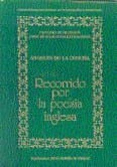 recorrido por la poesia inglesa (casetes)-angeles de la concha-9788436240603