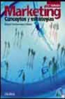 Curiouscongress.es Marketing: Conceptos Y Estrategias (5ª Ed.) Image