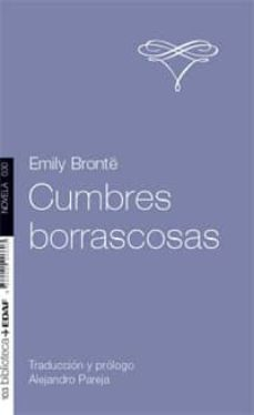 Descargas ebooks epub CUMBRES BORRASCOSAS in Spanish