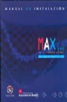 max v.2.0. manual de instalacion. madrid linux-9788445128503