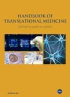 Audiolibros gratis para descargar ipod touch HANDBOOK OF TRANSLATIONAL MEDICINE en español 9788447540303 de JOSEP M. LLOVET
