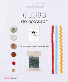 curso de costura: aprende en 20 leccciones-marion madel-9788448021603