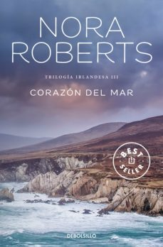 Descargar libros de Amazon gratis CORAZON DEL MAR (TRILOGIA IRLANDESA III) CHM RTF 9788466333603 de NORA ROBERTS