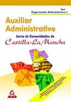 Relaismarechiaro.it Auxiliares Administrativos De La Junta De Comunidades De Castilla La Mancha: Test Organizacion Administrativa Image