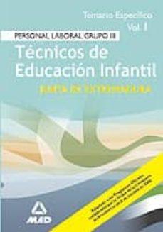 Encuentroelemadrid.es Tecnicos De Educacion Infantil De La Comunidad De Extremadura I Image
