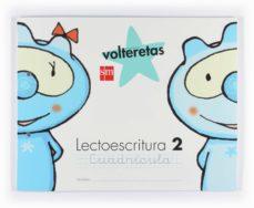Geekmag.es Lectoescritura Volteretas 4 Años Nivel 2 (Cuadricula) Image