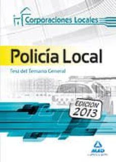 Trailab.it Policia Local Test Del Temario General Image