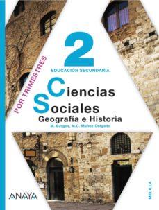 Relaismarechiaro.it Geografía E Historia 2º Educacion Secundaria Melilla Image
