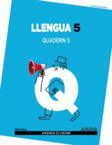Titantitan.mx Llengua 5. Quadern 3. 5º Tercer Ciclo Image