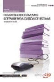 Carreracentenariometro.es Manual Desarrollo De Elementos Software Para Gestion De Sistemas. (Cualificaciones Profesionales) Image