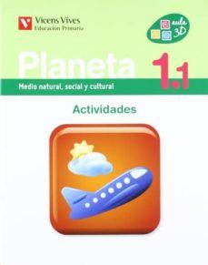 Followusmedia.es Planeta 1 Actividades 1, 2 Y 3 Primero Primaria Image
