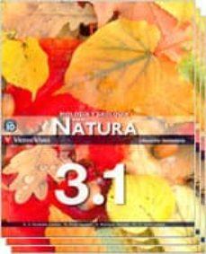 Carreracentenariometro.es Nuevo Natura 3º Eso (Libro 1,2,3 Y Separata C. De Madrid) Image