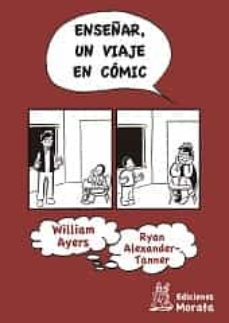 enseñar un viaje en comic-william ayers-9788471127303