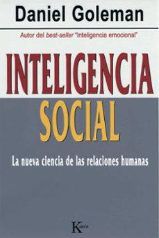 inteligencia social-daniel goleman-9788472456303