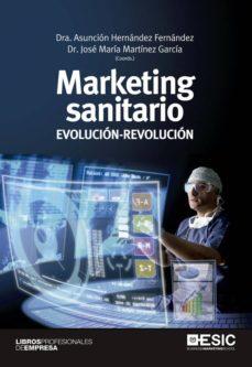 marketing sanitario-asuncion hernandez fernandez-9788473569903