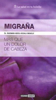 Descargas gratuitas de audiolibros MIGRAÑA