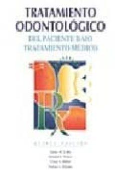 Permacultivo.es Tratamiento Odontologico Del Paciente Bajo Tratamiento Medico, 5 Ed. Image