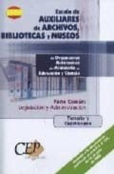 Bressoamisuradi.it Escala De Auxiliares De Archivos, Bibliotecas Y Museos De Organis Mos Autonomos Del Ministerio De Educacion Y Ciencia Image