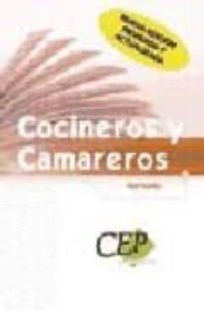 Padella.mx Temario Cocineros Y Camareros. Oposiciones Generales Image