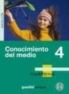 Upgrade6a.es Cuaderno Conocimiento Del Medio 4º Primaria (Proyecto En Ruta) Image