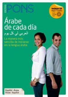 Cronouno.es Arabe De Cada Dia (Incluye Cd Mp3-audio) Image