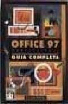 office 97 professional: guia completa-rosario peña perez-9788489700703