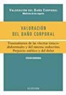 Audiolibros gratis en descargas de cd VALORACIÓN DEL DAÑO CORPORAL. TRAUMATISMOS