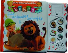 Inmaswan.es Animales Salvajes (Mini Diccionario De Los Bebes Sonoros) Image