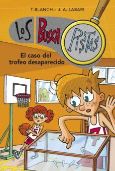 Viamistica.es Buscapistas 7: El Caso Del Trofeo Desaparecido Image