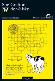Libro de computadora gratis para descargar W DE WHISKY in Spanish de SUE GRAFTON ePub iBook