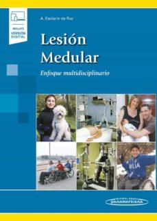 Descargas gratuitas de libros de texto de audio LESION MEDULAR de ANA ESCLARIN DE RUZ
