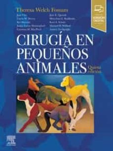 Google books uk descarga CIRUGIA EN PEQUEÑOS ANIMALES (5ª ED.) in Spanish 9788491133803