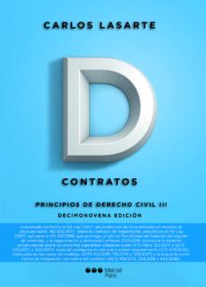 Vinisenzatrucco.it Principios De Derecho Civil Tomo Iii: Contratos (19ª Edicion) Image