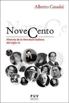 Curiouscongress.es Novecento: Historia De La Literatura Italiana Del Siglo Xx Image